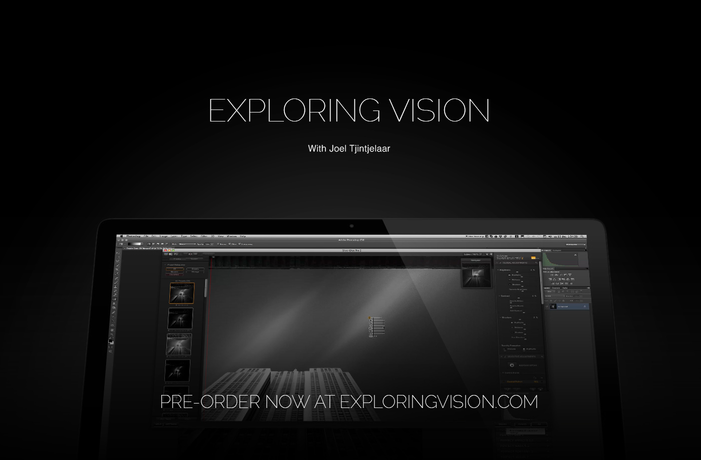 New Video Tutorial Exploring Vision – Pre-order Started
