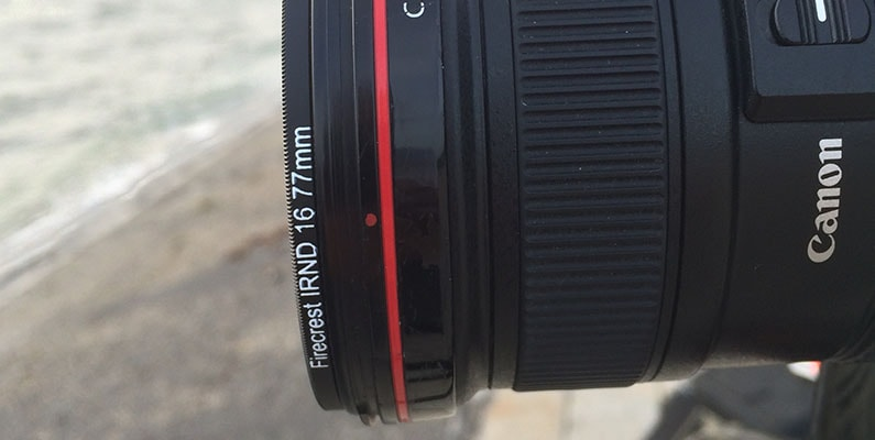 The all new Formatt Hitech Firecrest 16 Filter review – part 1