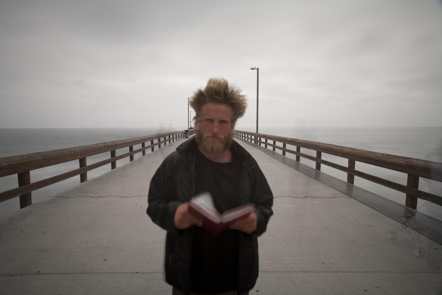 The Vision Behind Cole Thompson's The Angel Gabriel - The artist vision series part 1-3