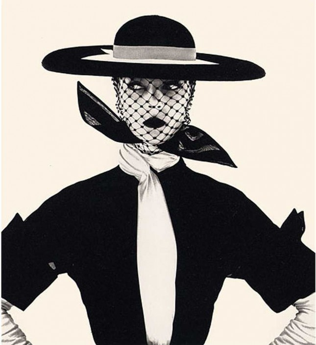 Irving Penn Lisa Fonssagrives