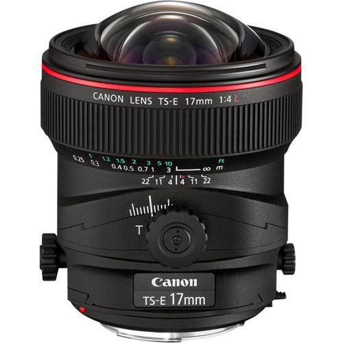 canon 17mm ts-e lens