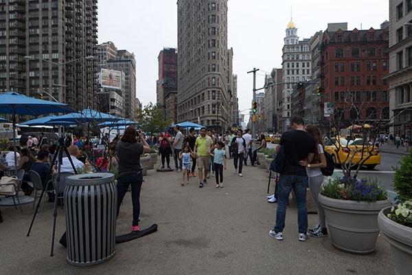 Blur People Before New York