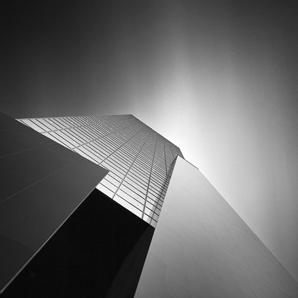 Shape of Light I NN Building Rotterdam Netherlands