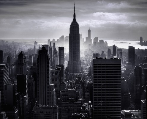 NYC Aerial View