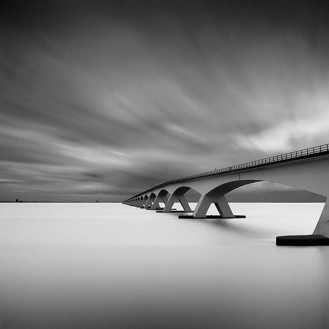 The Zeeland Bridge - Bridge Study IV