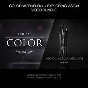 Fine art color workflow bundle