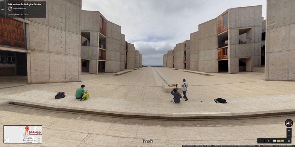 The Salk Institute Google Maps