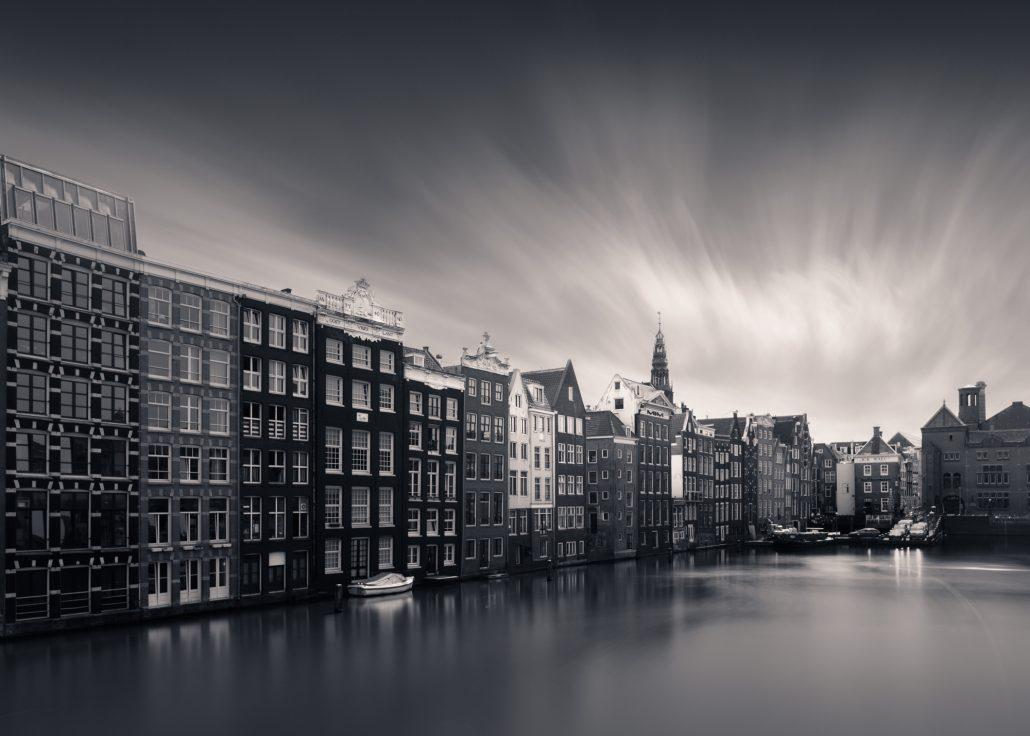 Joel Tjintjelaar Amsterdam Canals
