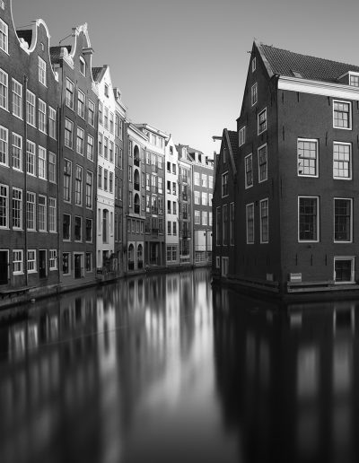Amsterdam Canals - Phase One