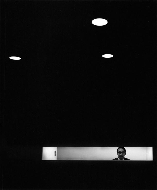 Arnold Newman Architect IM Pei