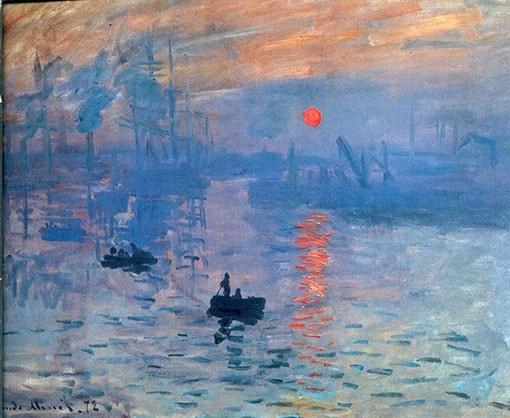 Claude Monet Impression Soleil Levant