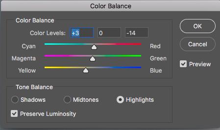 Color Balance 3