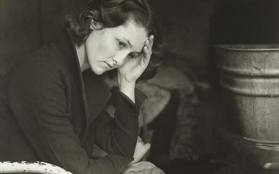 Dorothea Lange Daughter of Migrant Tenneessee Coal Miner
