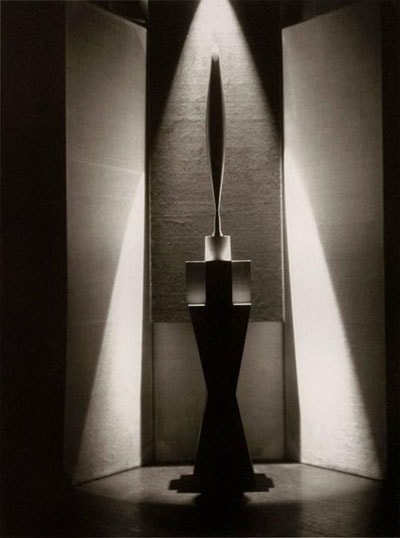Edward Steichen First Cast of Brancusi's Bird in Space 1925