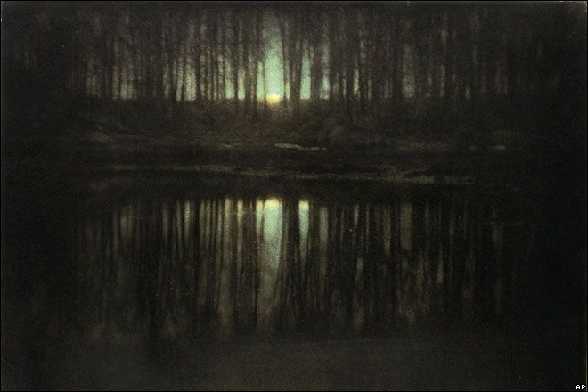 Edward Steichen The Pond