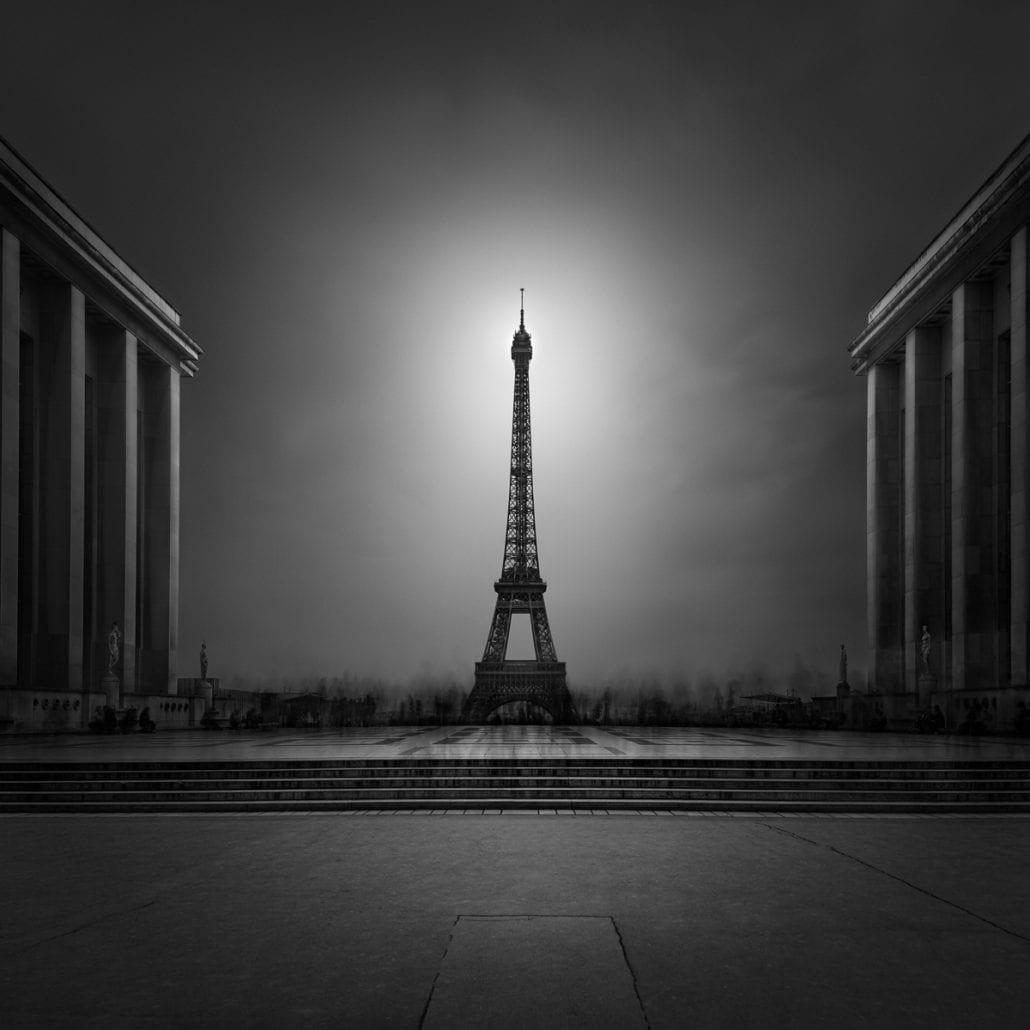 Eiffel Tower, Paris (c) Julia Anna Gospodarou