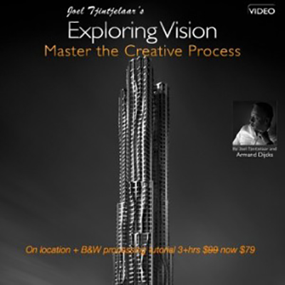 exploring vision mastering the creative process video tutorial