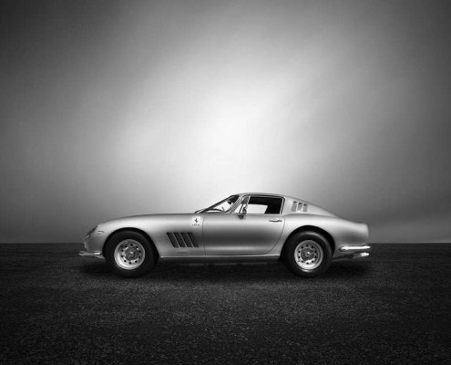 Ferrari 275 GTB – one of 13 photos for a Calendar commission for a client from the German automotive industry.