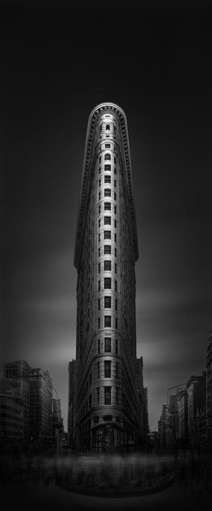 Flatiron Building, New York (c) Julia Anna Gospodarou