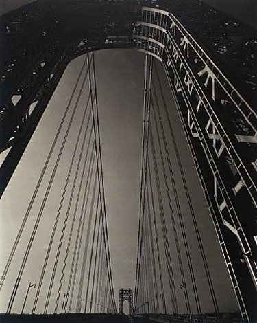George Washington Bridge Edward Steichen 1931