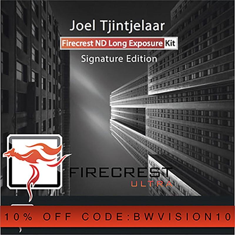 joel tjintjelaar firecrest neutral density long exposure signature edition kit