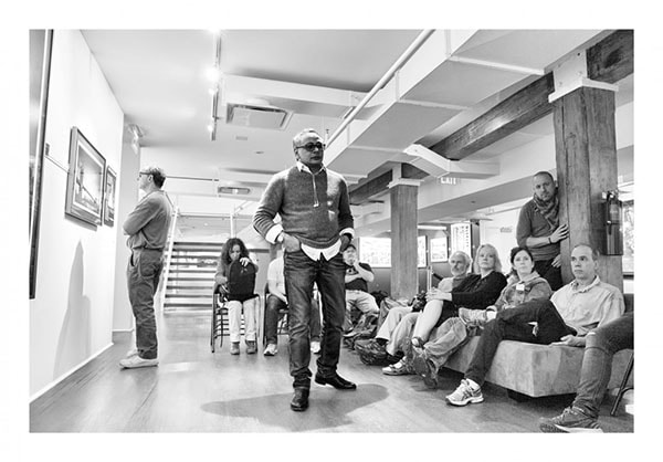 Joel Tjintjelaar Workshop New York City