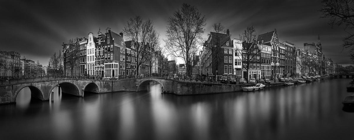 Keizersgracht Canal, Amsterdam (c) Julia Anna Gospodarou