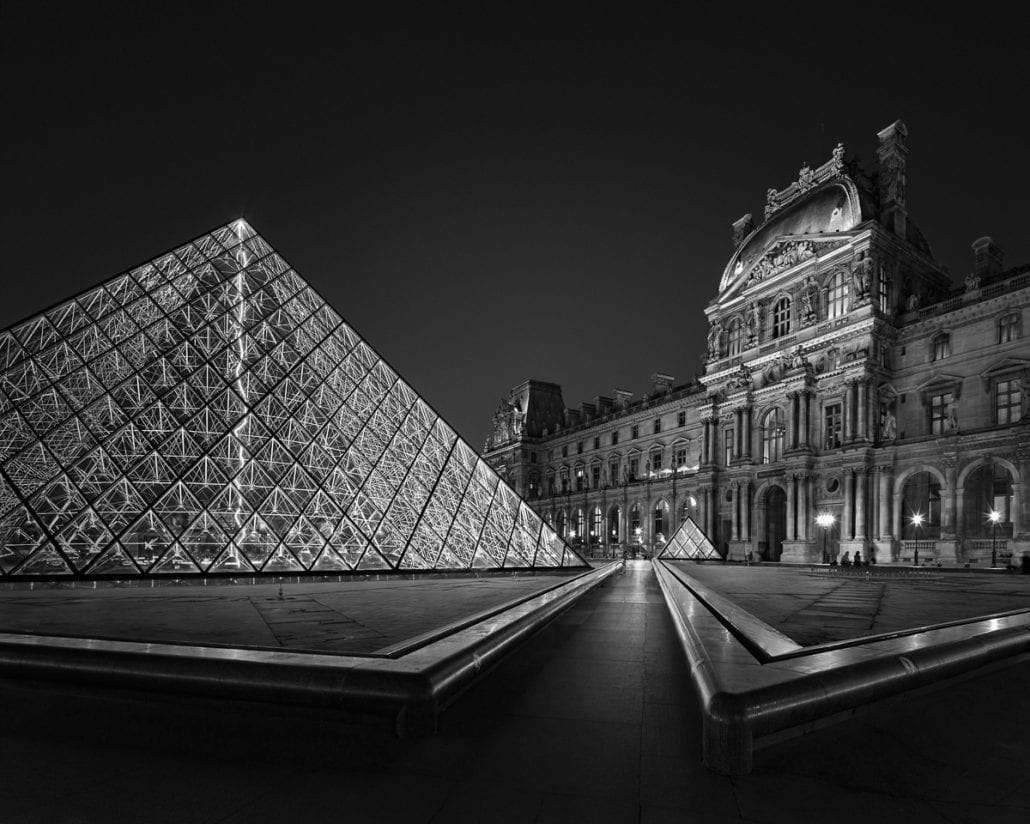 Louvre museum, Paris (c) Julia Anna Gospodarou