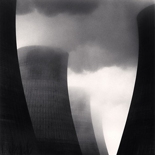 Michael Kenna Ratcliffe Power Station Study 40 Nottinghamshire England 2003