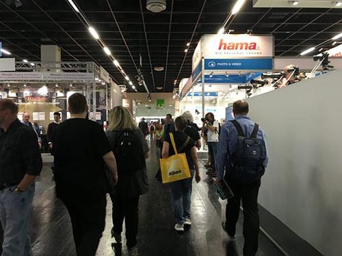 Photokina 2016 Hama Stand