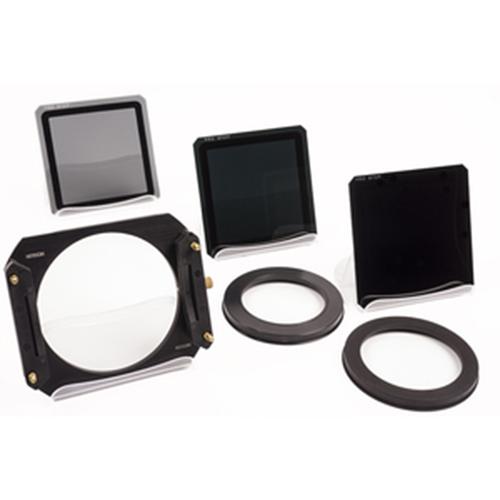 A set of rectangular neutral density filters by formatt hitech