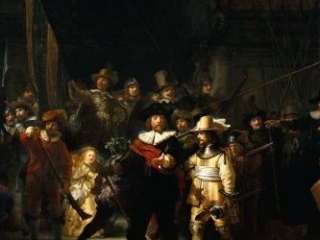 Rembrandt-Nightwatch