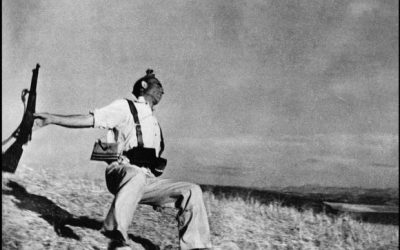Robert Capa The Falling Soldier