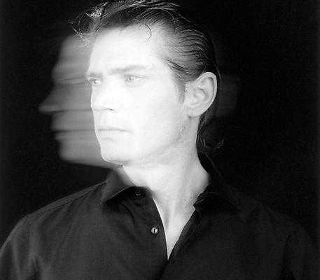 (c) Mapplethorpe Foundation – one of many Mapplethorpe self portraits