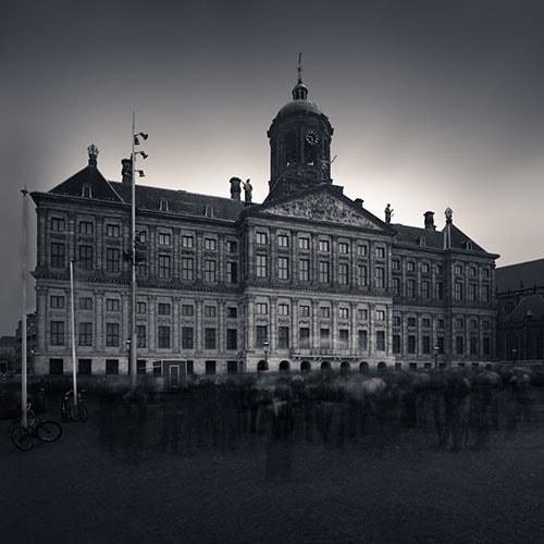 Joel Tjintjelaar Amsterdam Palace