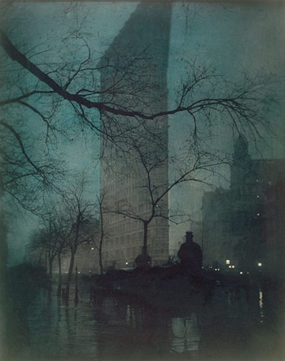 The Flatiron Edward Steichen 1909