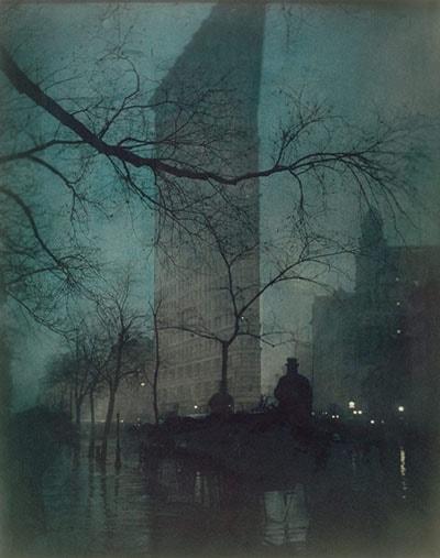 The Flatiron Edward Steichen 1909