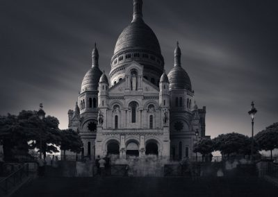 The-Sacre-Couer-in-Montmartre-Paris