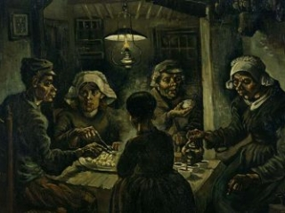 Vincent-van-Gogh-The-Potato-Eaters-1885