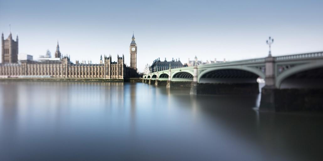 Westminster Palace and Big Ben, London 2016 (c) Joel Tjintjelaar