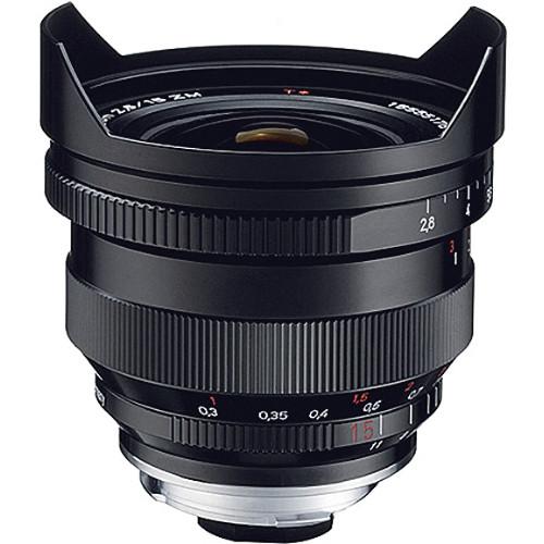 carl zeiss 15mm f/2.8 lens