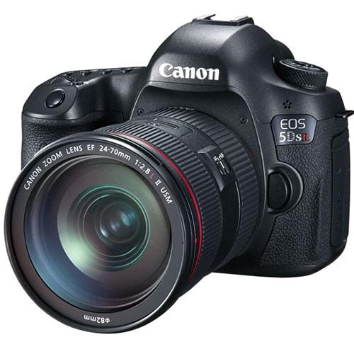 Canon 5dsr camera