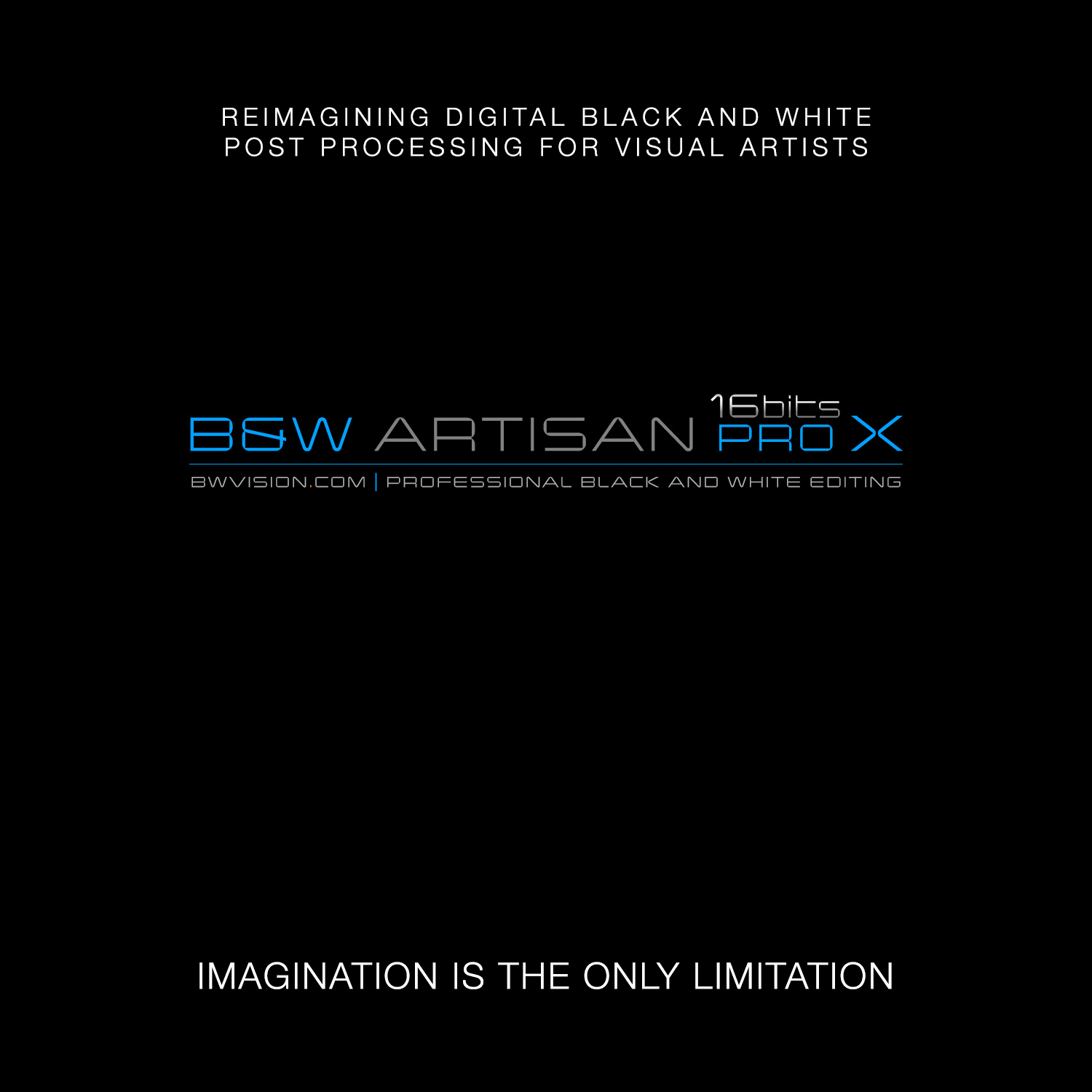 B&W Artisan Pro Panel for Photoshop Professional Black and White Editing Software