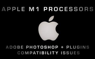 Apple Silicon (M1) processors and Intel-based Photoshop plugins compatibility